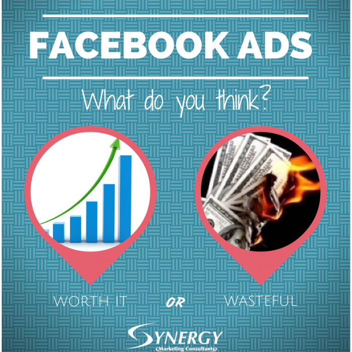 Facebook Ads – Worth it or Wasteful?