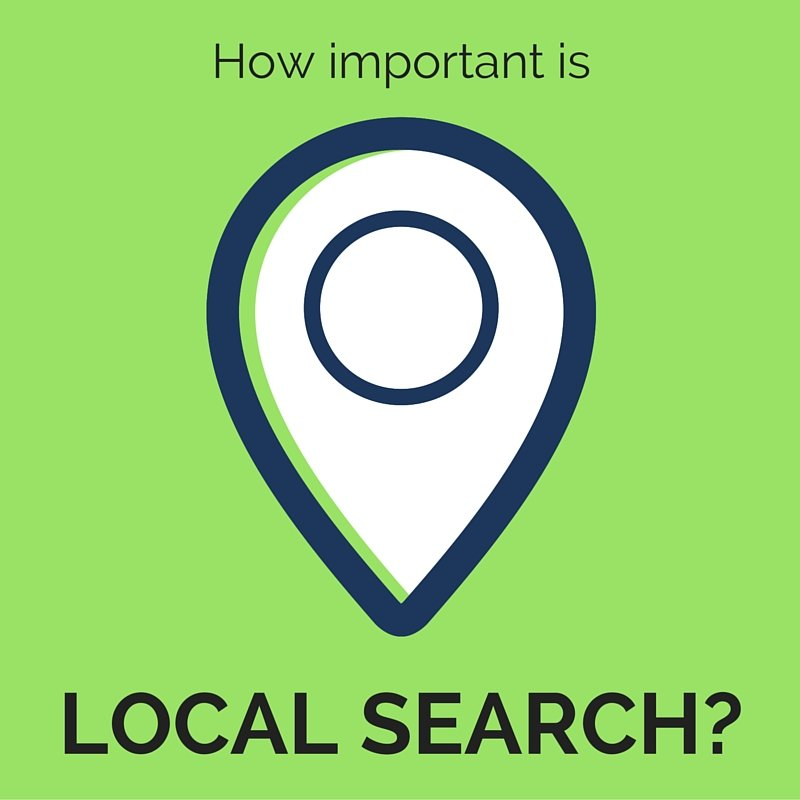 How Important Is Local Search