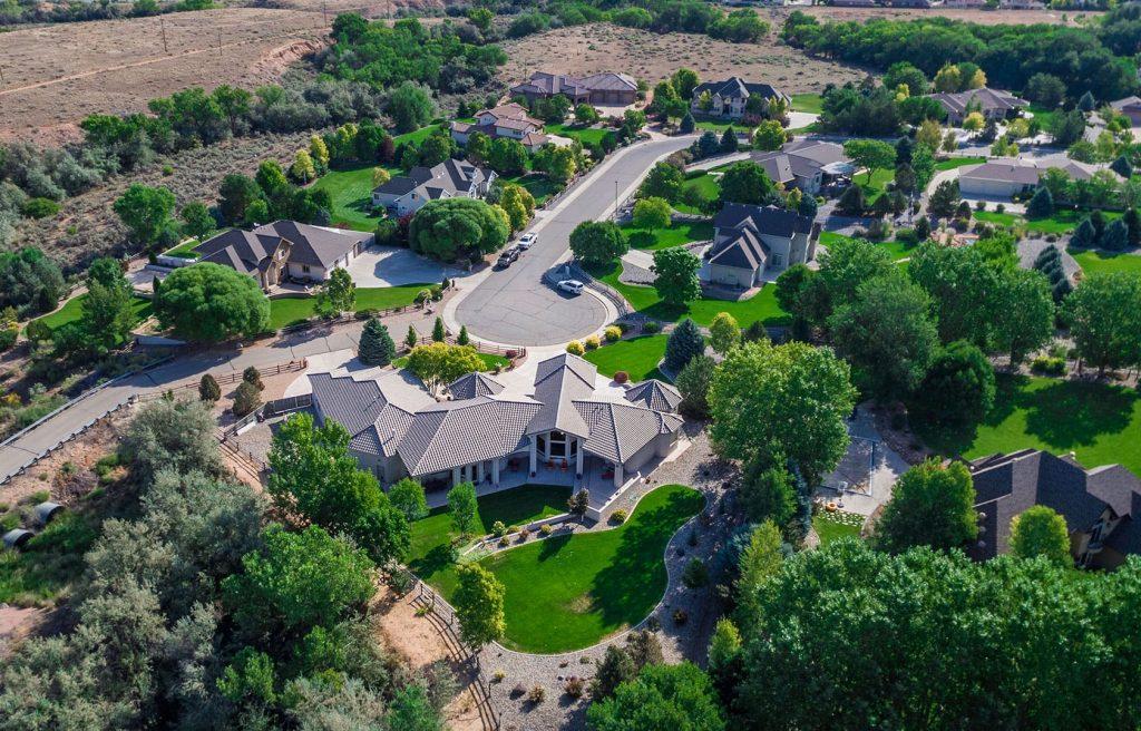 Real Estate Marketing Drone